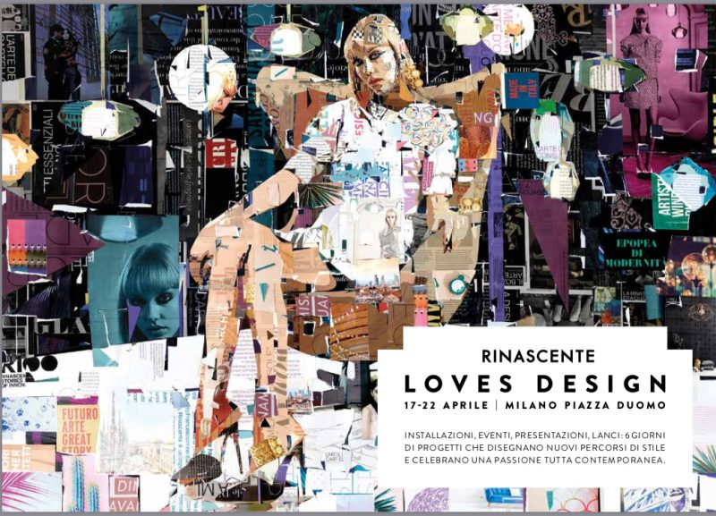 Rinascente Loves Design – April 17-22